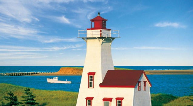 New London Lighthouse Prince Edward Island